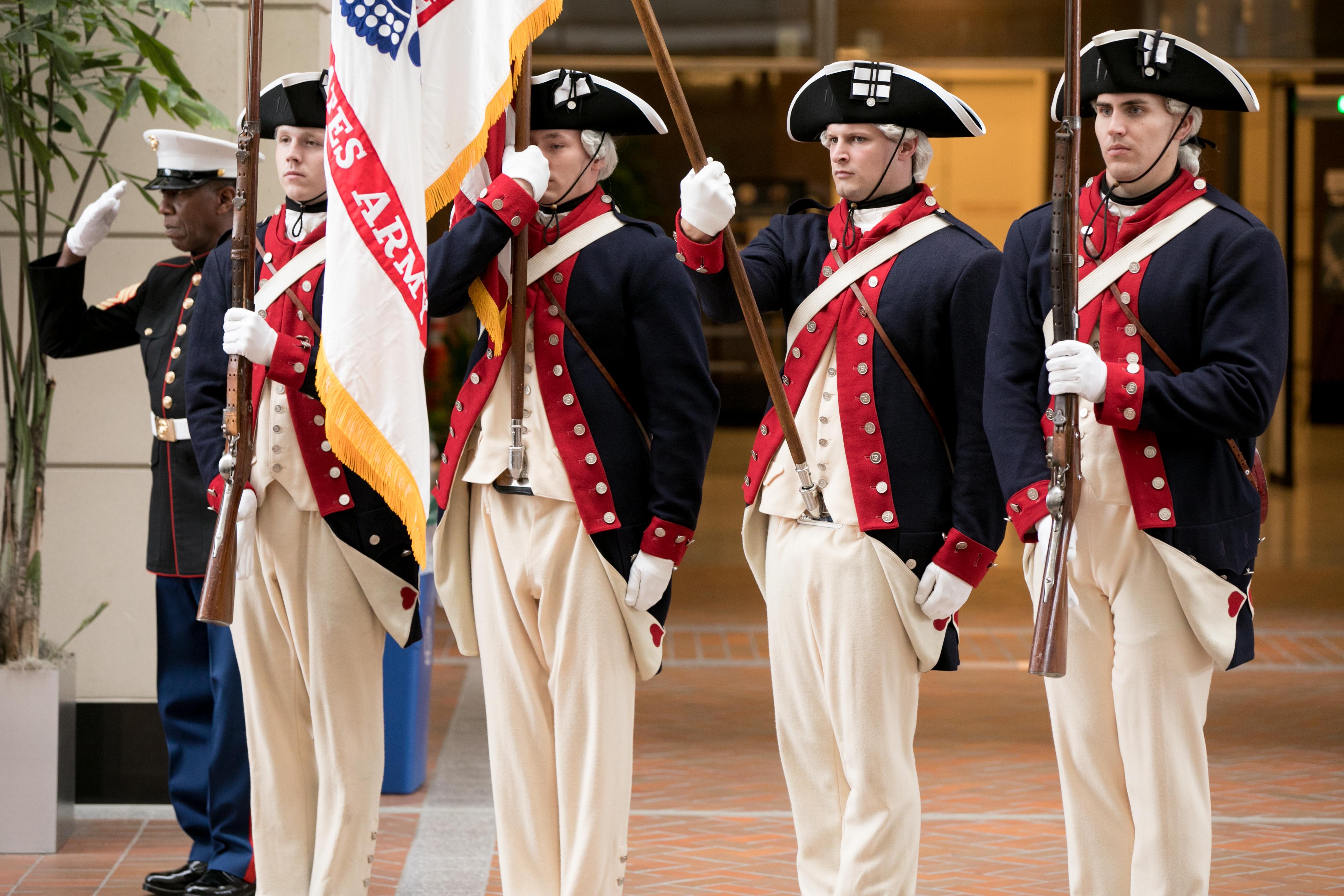 USPTO Military Association (UMA) Holds Annual Memorial Day Tribute