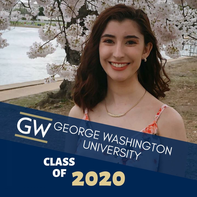 Congratulations Celine Mahne!  Class of 2020