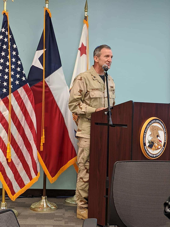 Texas Regional Office UMA celebrates Veterans Day
