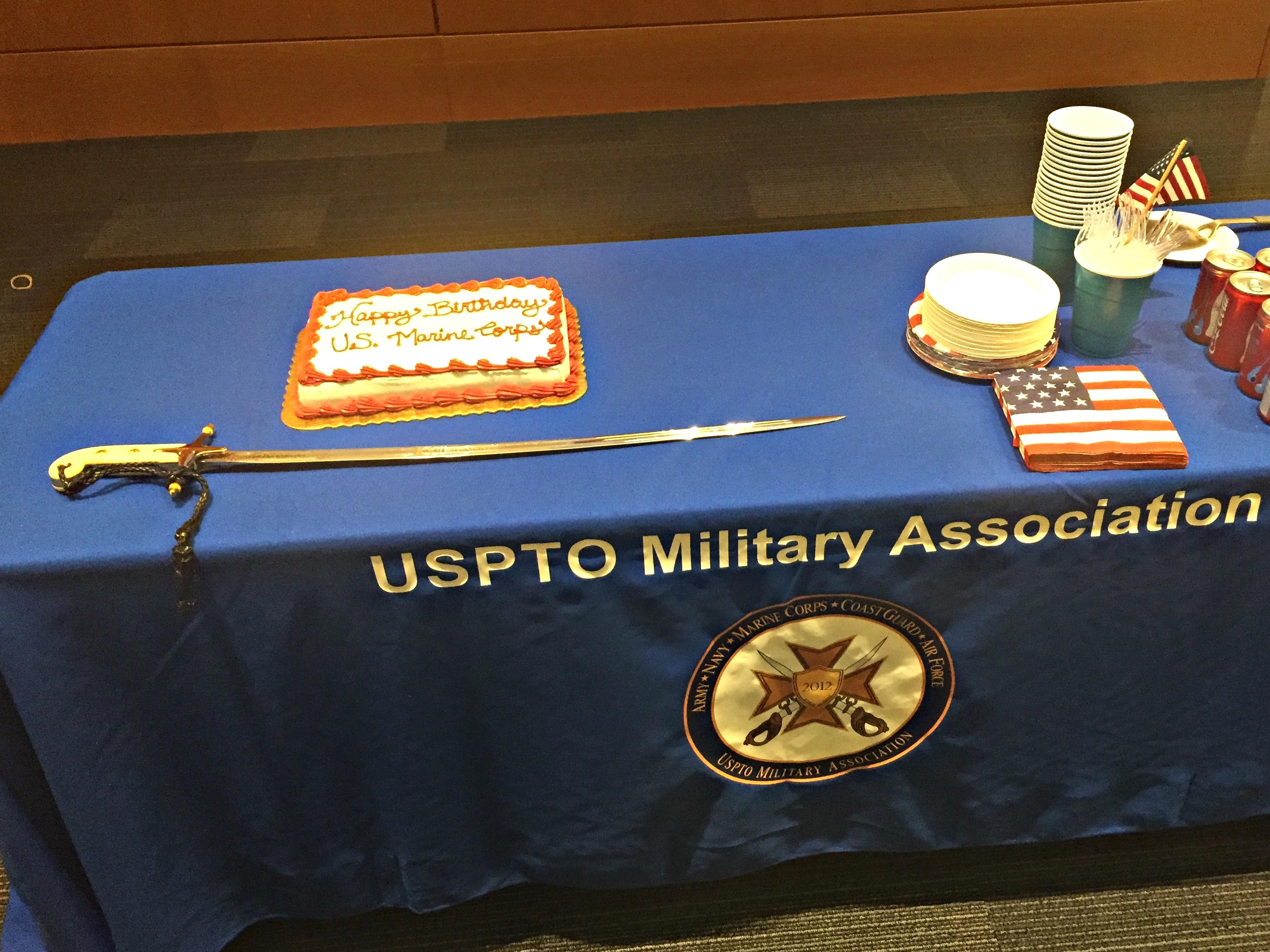 UMA Celebrates the U. S. Marine Corps 241st Birthday