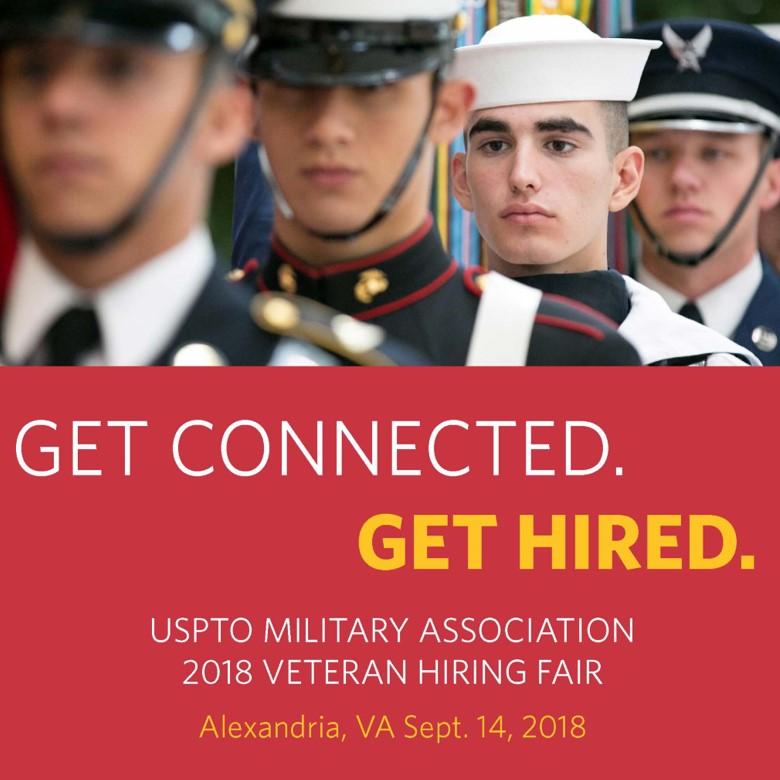 UMA / USPTO Veteran Hiring Fair 2018