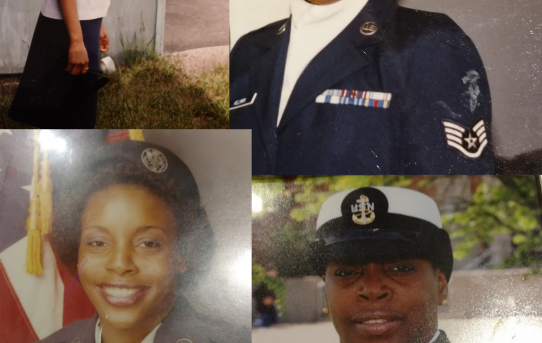 Veteran Highlight: Tanya Hellams
