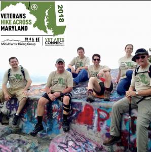 Free Hike Series —  Veterans Hike Across Maryland