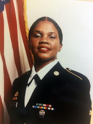 Veteran Highlight: Aretha V. Grayson