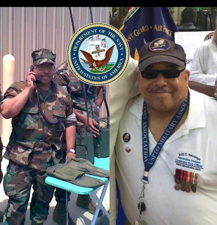 Veteran Highlight: Clifton Randolph