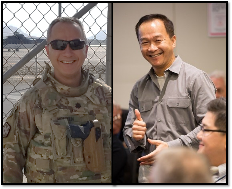 Veteran Highlight: From Refugee to U.S. Army Soldier - Lieutenant Colonel Anhtuan Nguyen