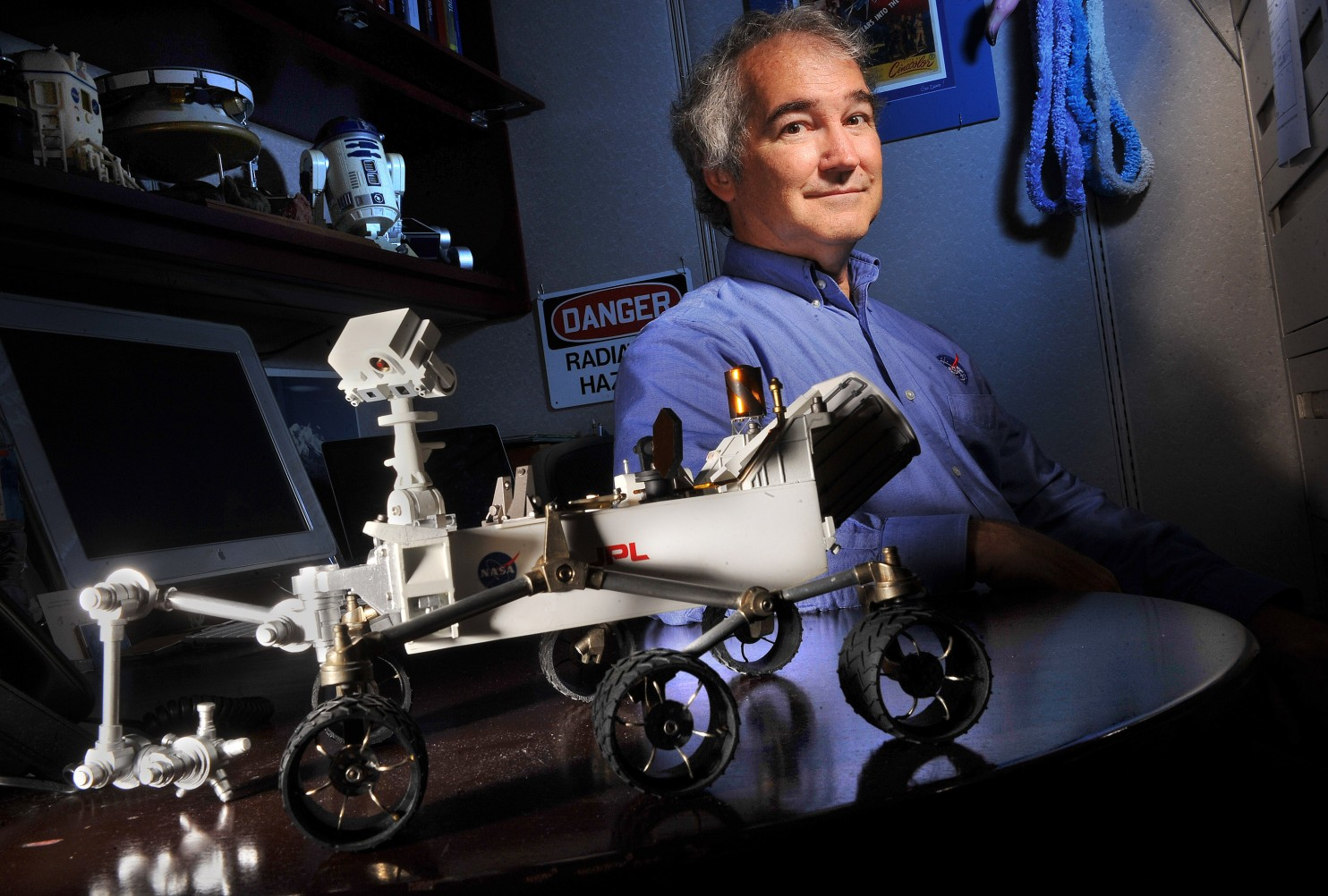 Head of NASA's Mars Rover program Dave Lavery to Speak at USPTO Veterans Day Celebration on November 10th