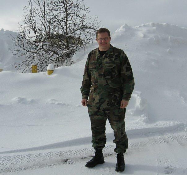 Veteran Highlight: Tim Nesley, USAF