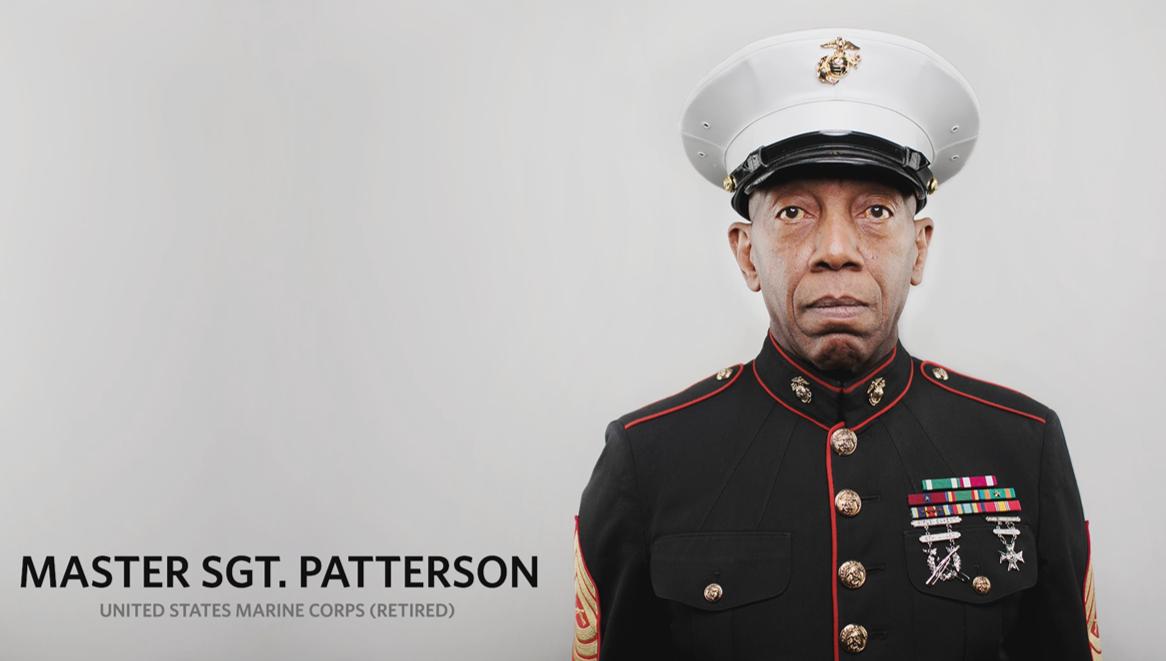 "Veteran Highlight: MSgt James ""Pat"" Patterson, USMC (Ret.)"