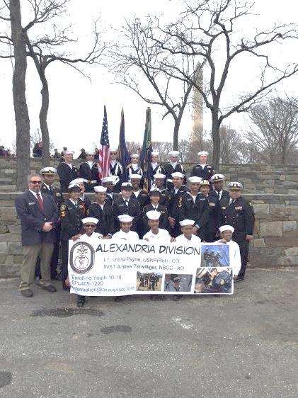 Veteran Highlight: Navy Veteran Clifton B. Randolph Sr. Participates in the St Patrick's Day Parade