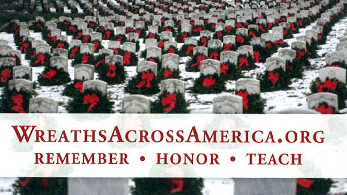 Wreaths Across America / UMA  3rd Annual Service and Recognition Video